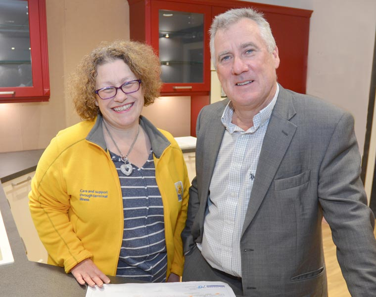 Christchurch kitchen showroom preview will raise funds for Marie Curie