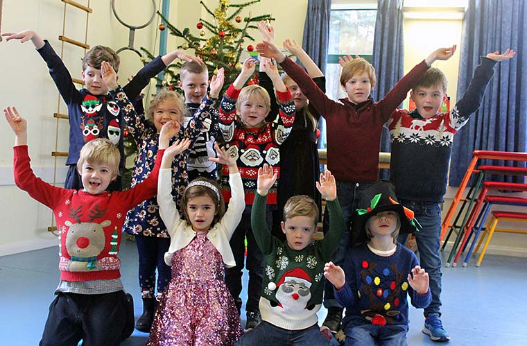 Christmas at Colehill First School