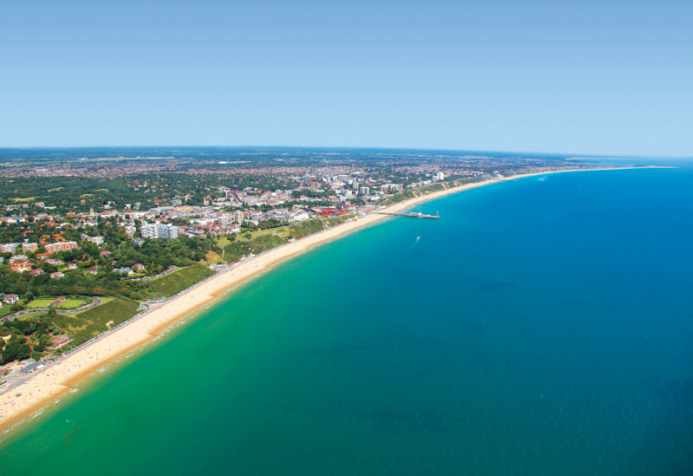 Bournemouth - Best UK Seaside Town