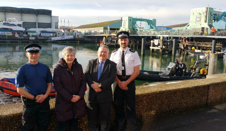 South West Portwatch scheme launched in Poole
