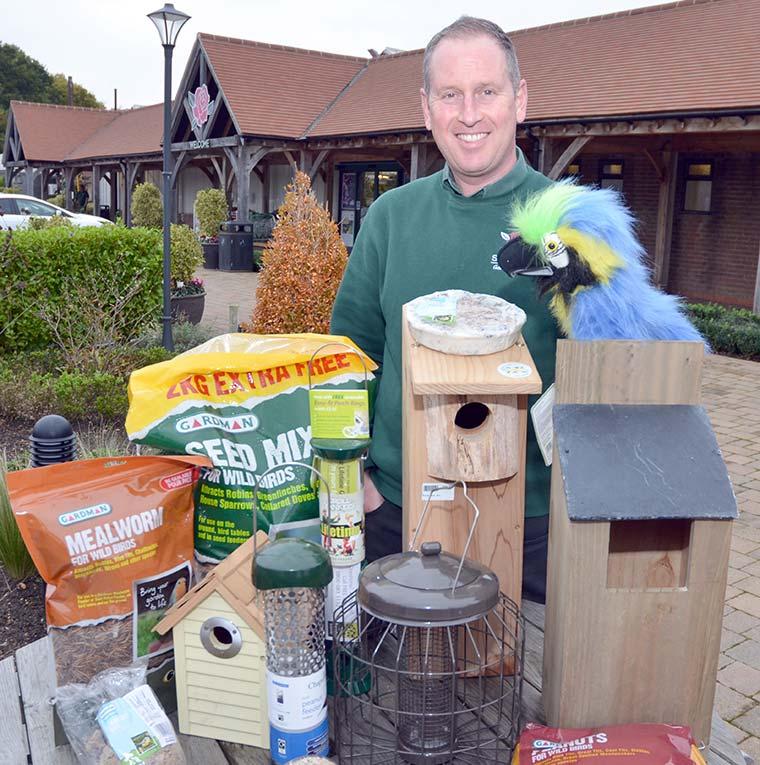 Stewarts Garden Centres Competition