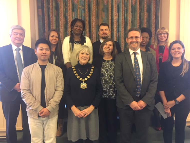 Dorset Citizenship ceremony
