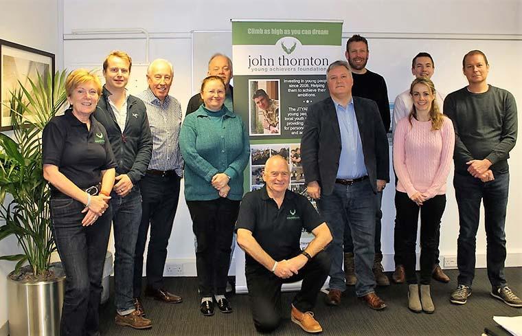 John Thornton Young Achievers Foundation