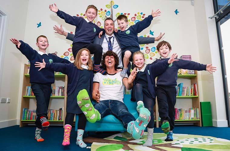 CBeebies' Andy Day