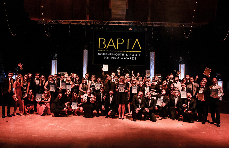 BAPTA's, the Bournemouth and Poole Tourism awards