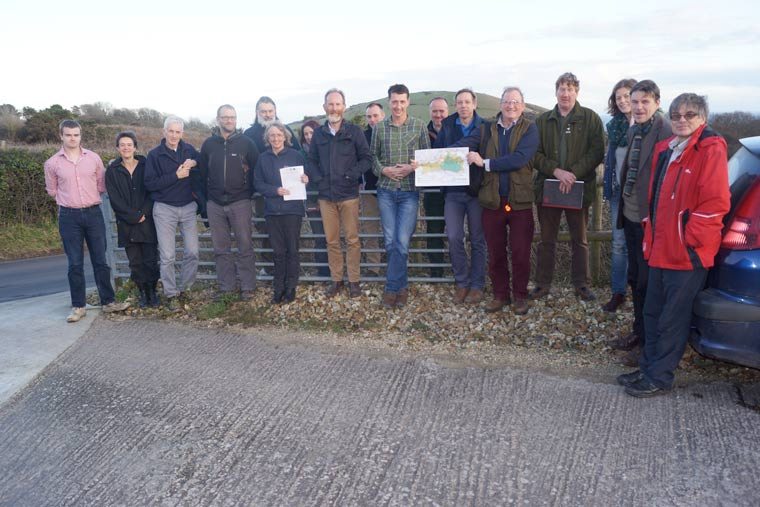 New funding available for landscape enhancement of Wytch Farm oilfield in Purbeck