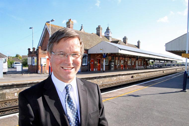 DELAYS TO SECOND YEAR OF WAREHAM TRAIN SERVICE TRIAL