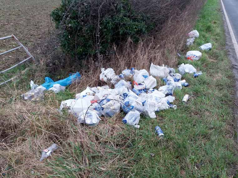 > Stalbridge residents asked to help catch serial fly-tipper