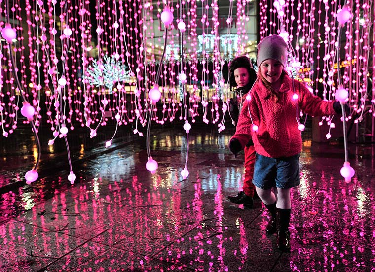 Light Up Poole Festival