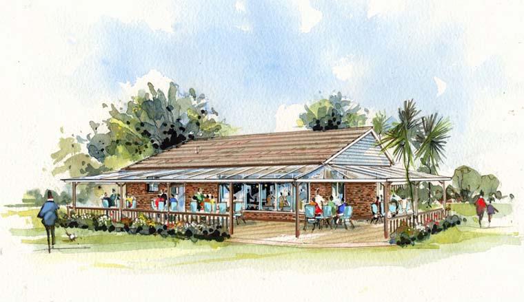 New Baiter Park Café