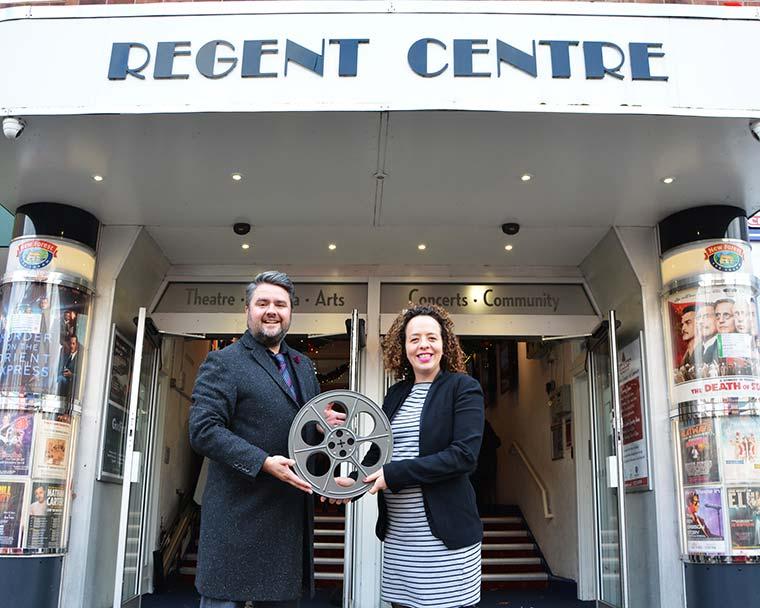Regent Centre general manager