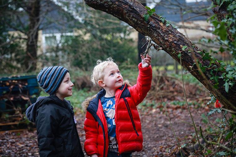 Merley First School Outdoor Adventures