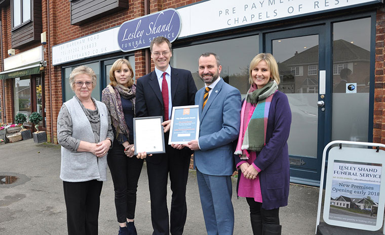 Lesley Shand Funeral Directors