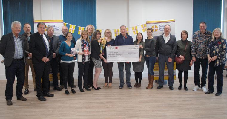 £100K bonus for charities from a closing charitable trust