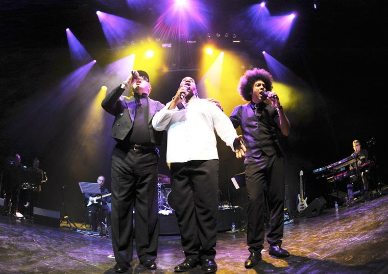 Heatwave and their special guests Odyssey will be live in concert at the Regent Centre in March