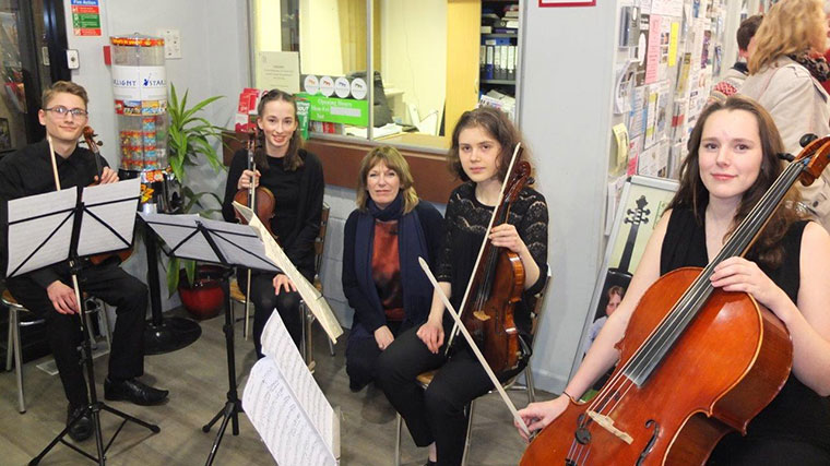 Poole Society for Young Musicians