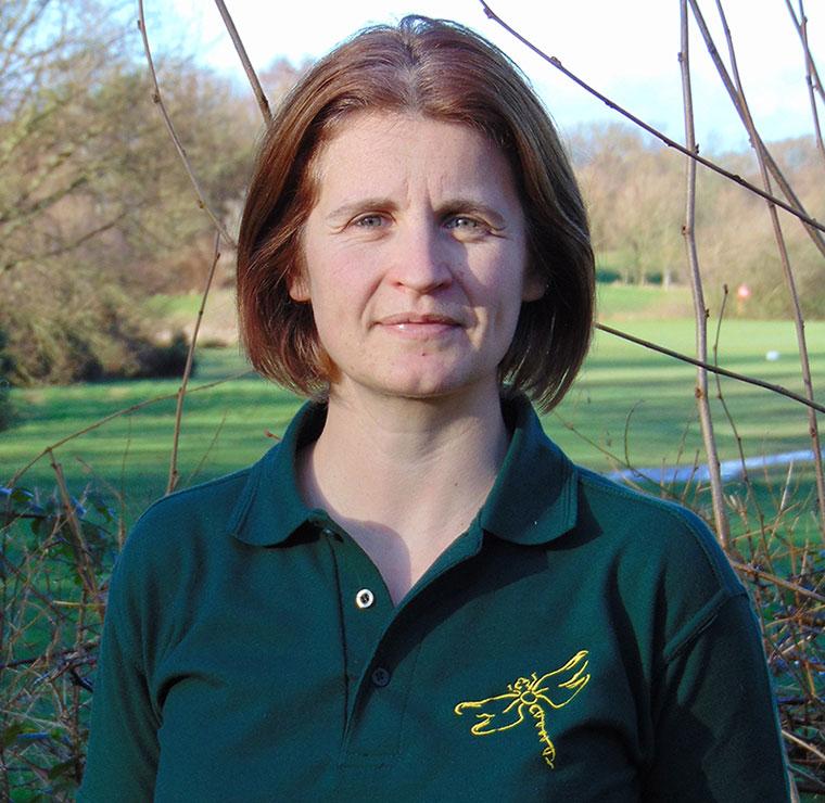 Katie Davies, communication ranger