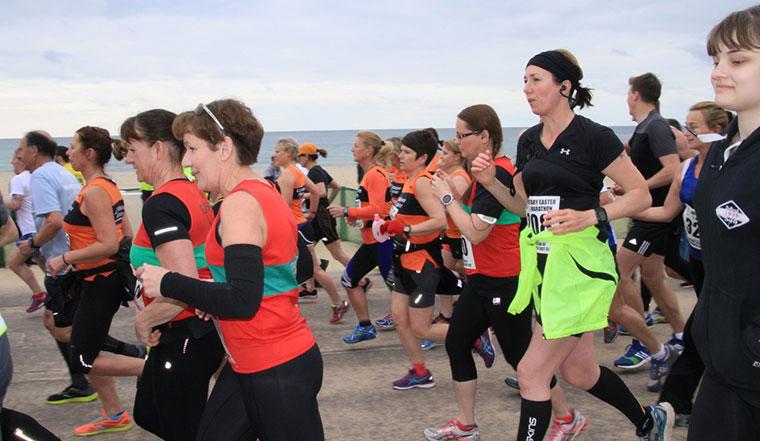 Easter quarter marathon for Bournemouth