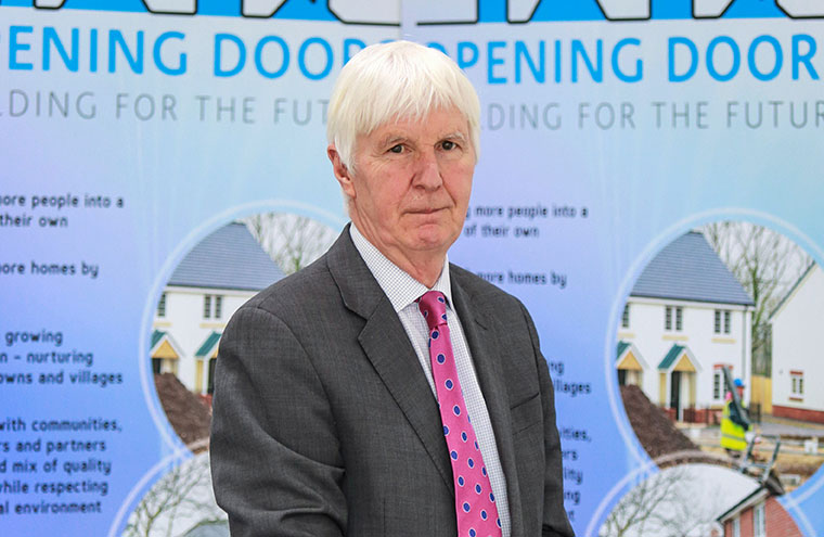 Cllr Tim Yarker West Dorset District Council