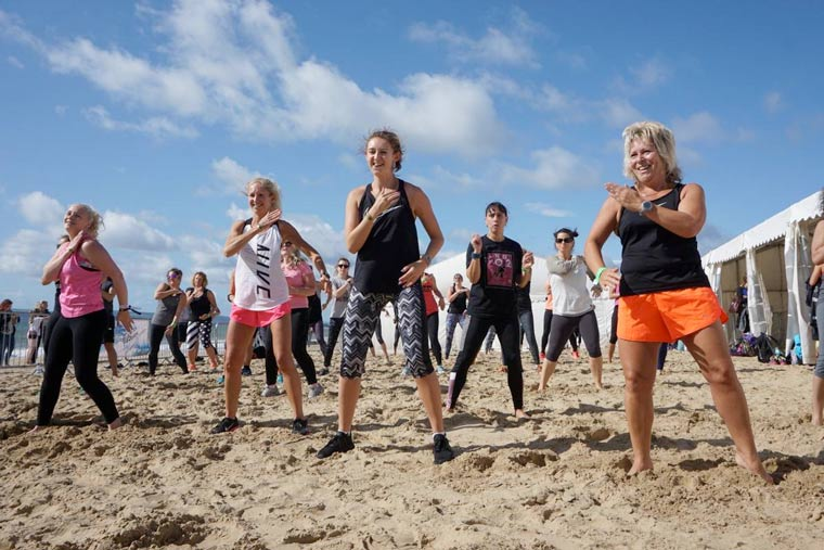 FitLiving is back in Bournemouth for a second year