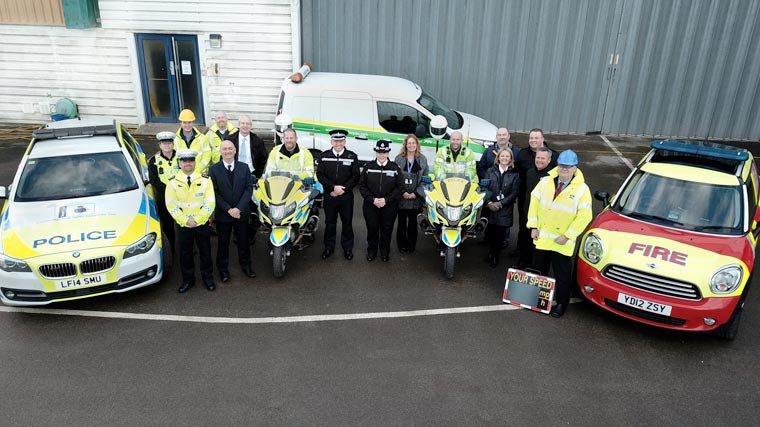 Dorset Road Safe launches new road safety website