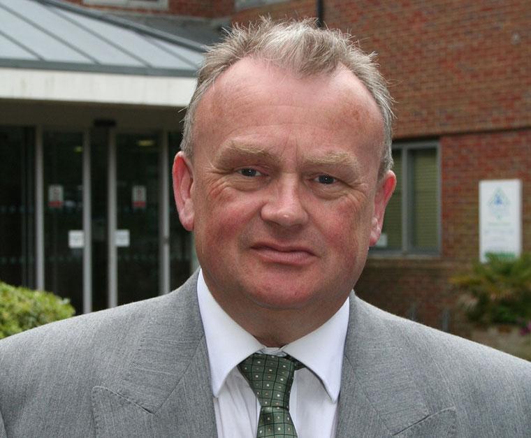 Councillor Gary Suttle