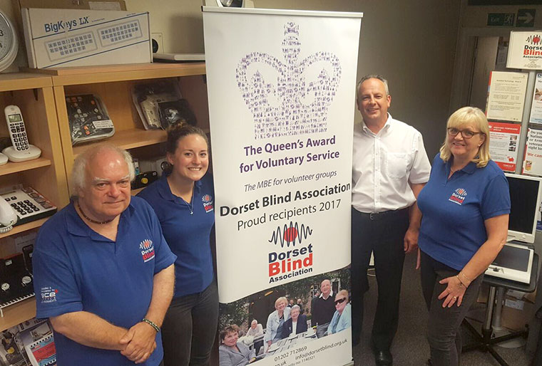 Dorset Blind Association 100 years