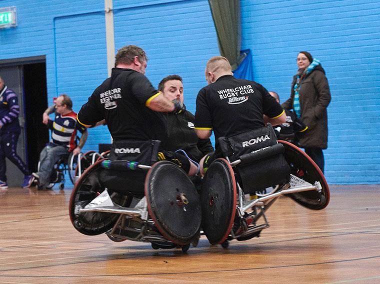 Dorset Destroyers Wheelchair Rugby Club