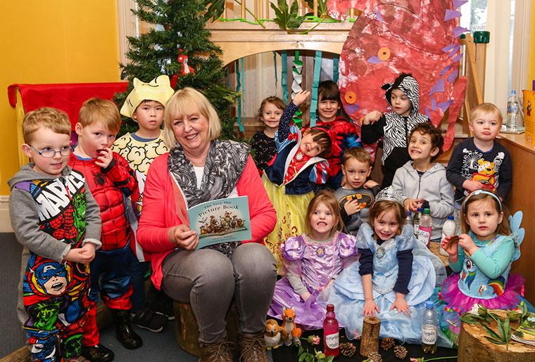 World Book Day Bournemouth Day Nursery