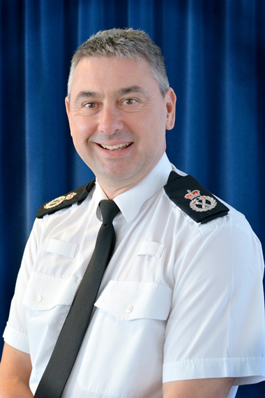New chief constable takes up role at Dorset Police