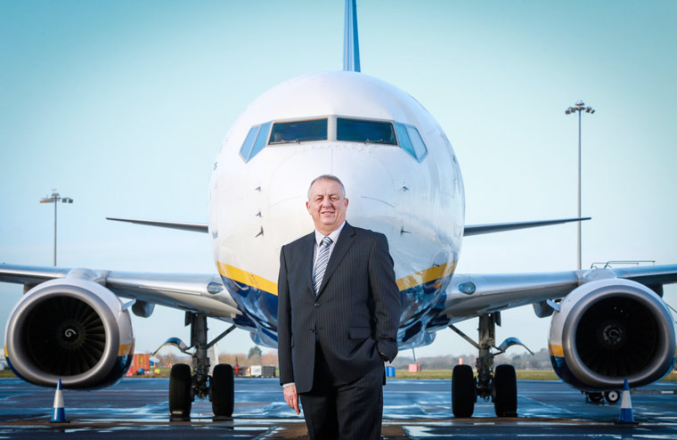 Managing director to retire after more than 37 years at Bournemouth Airport