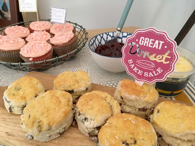 Great Dorset Bake Sale 2018