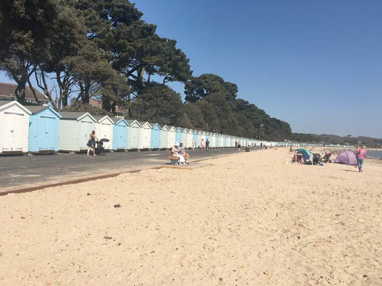 Avon Beach promenade project reaches completion