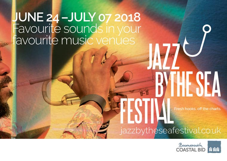 Bournemouth launch for Jazz by the Sea Festival 2018