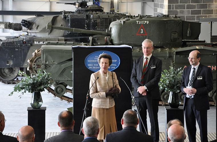 Princess Royal Tank Museum