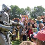Verwood Carnival Titan the Robot