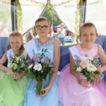 Verwood Carnival Queen and Princesses