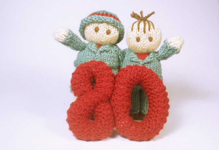 Royal Voluntary Service 80th Anniversary Dolly Campaign needs knitters