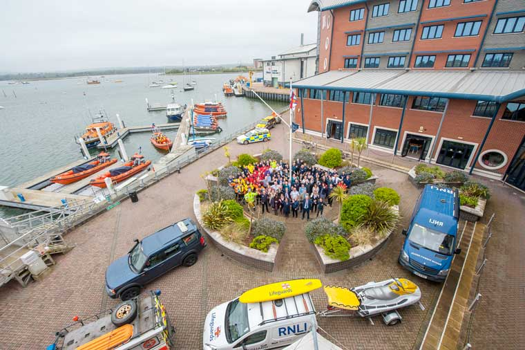 Dorset Local Search And Rescue Committee (LSARC) showcases assets