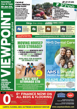 Viewpoint June 2018 front cover