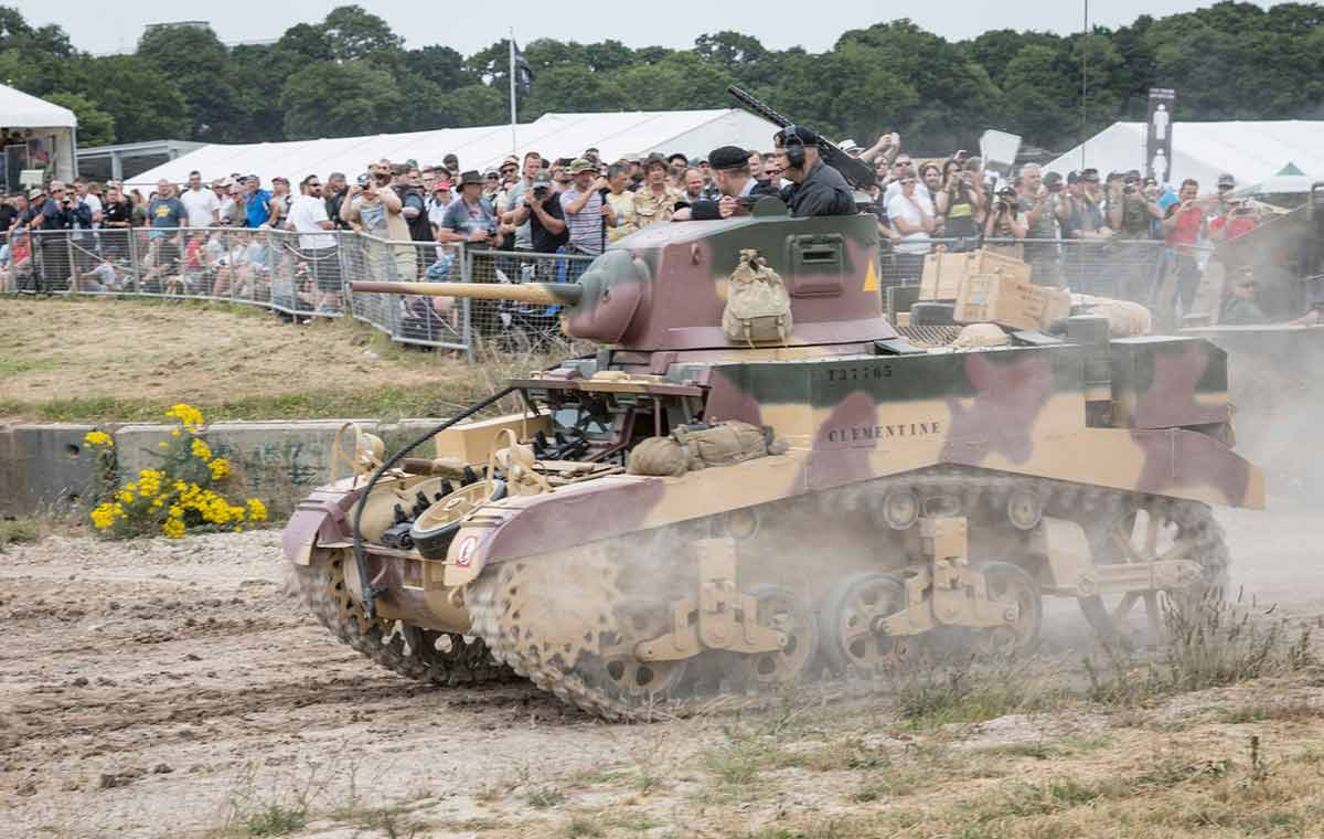 Dorset TANKFEST attracts 22,000 people