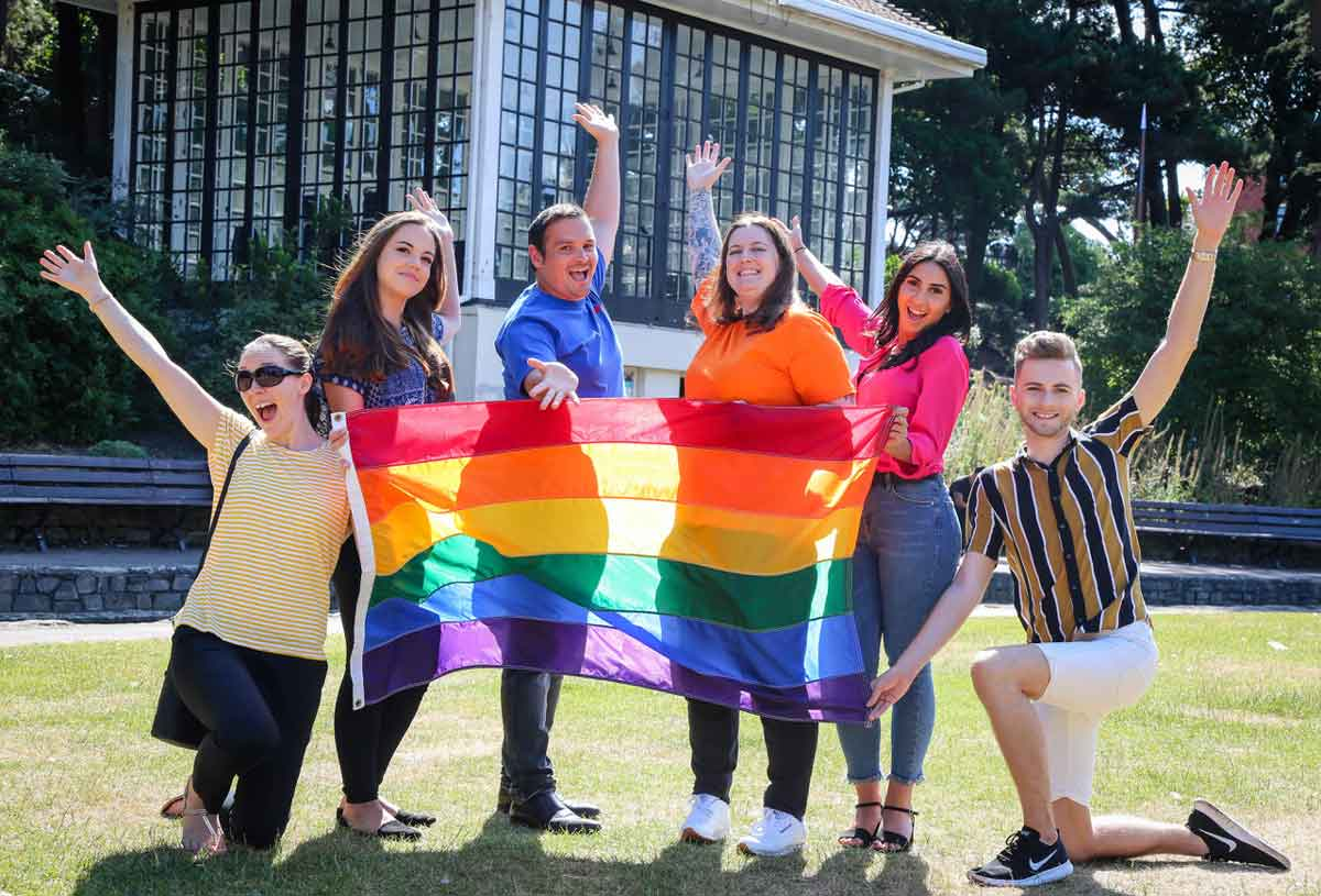 Bourne Free LGBT event starts today