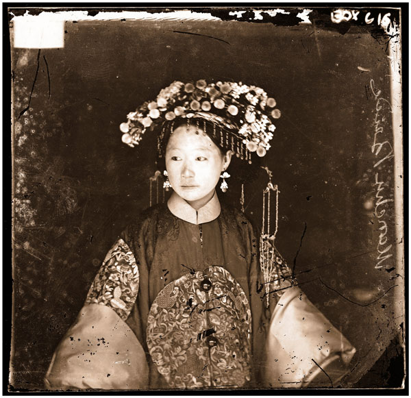 Manchu Bride © The Welcome Library, London