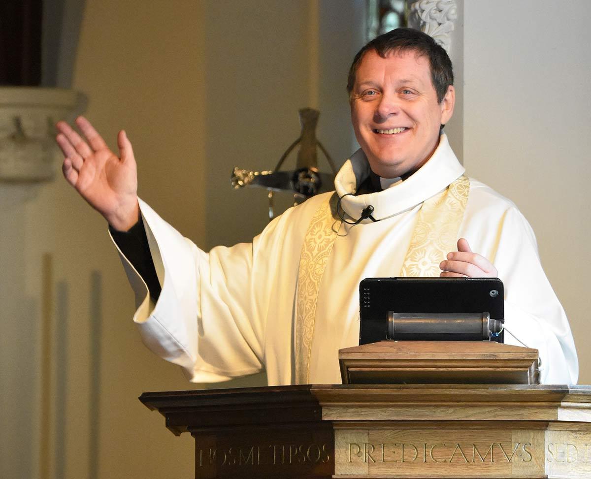 The Revd Andrew Rowland