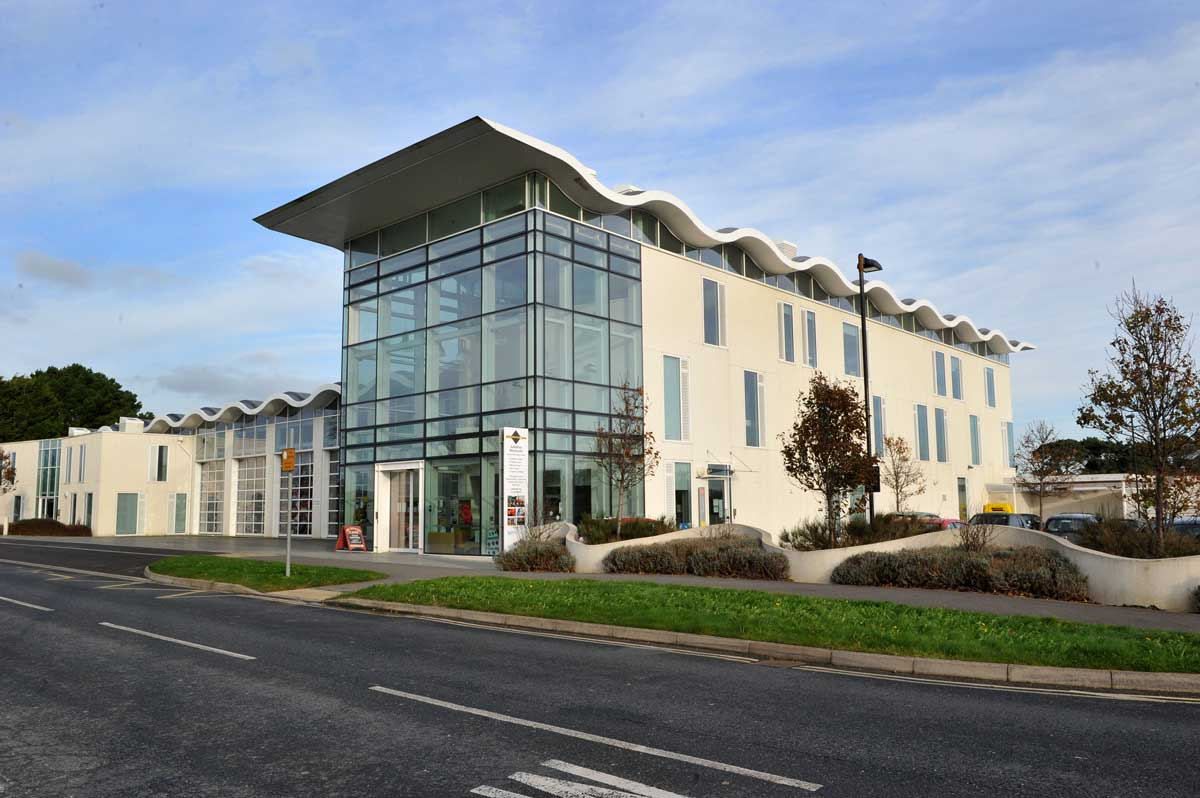 SafeWise Centre on Radipole Lane, Weymouth