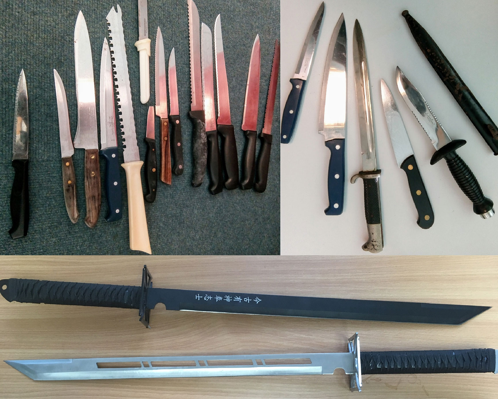Dorset Police knife amnesty
