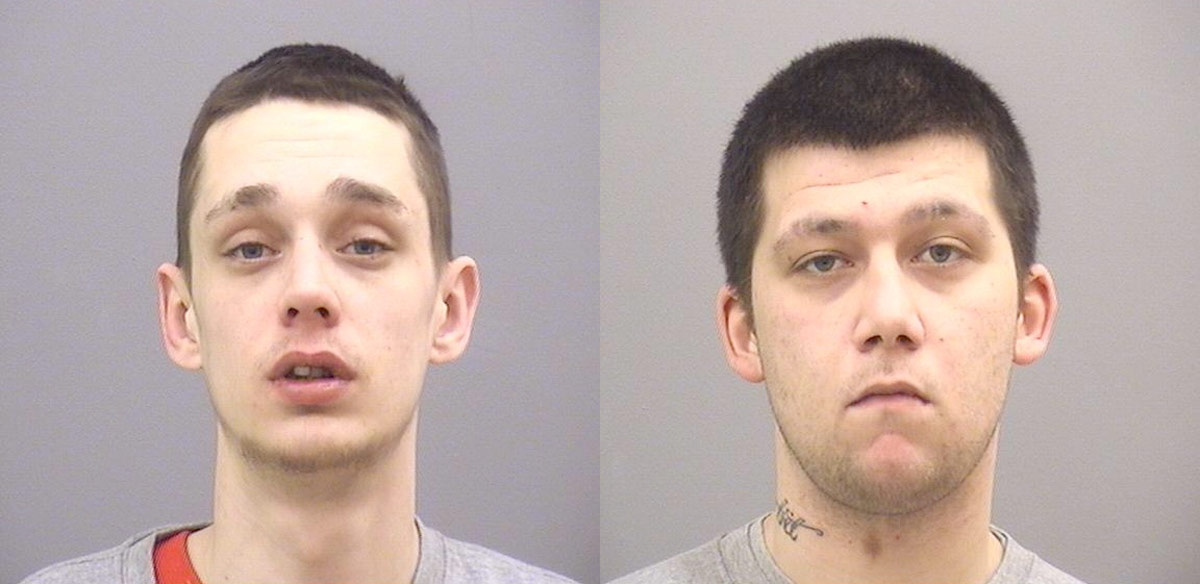 Two men jailed following stabbing in Weymouth in February 2018