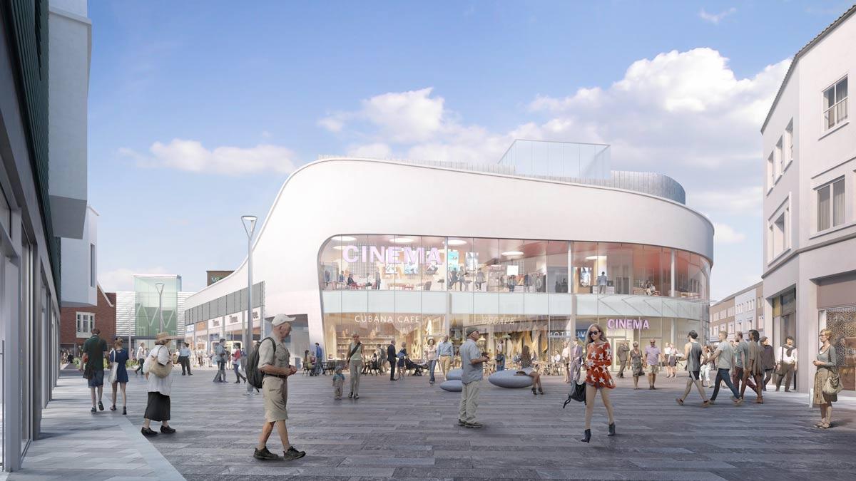 New Cinema Complex Comes to Poole