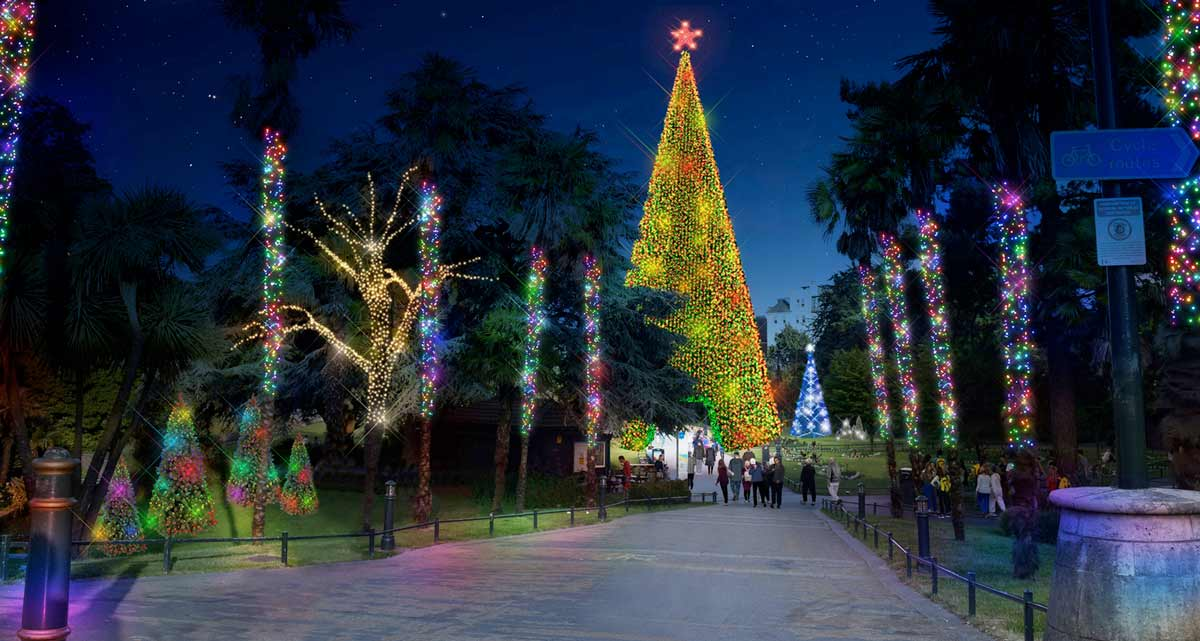 Christmas Tree Wonderland set to arrive in Bournemouth