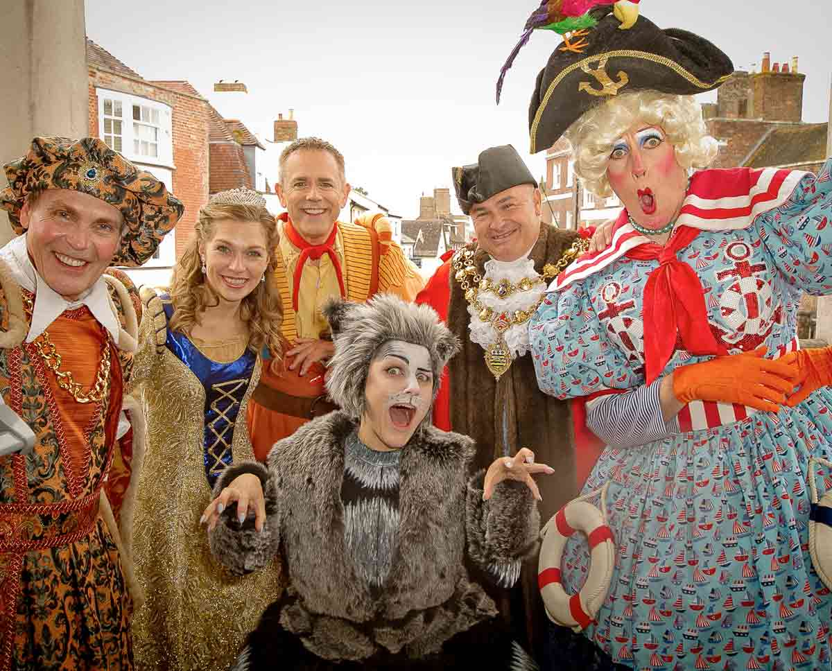 Lighthouse launches feelgood family pantomime Dick Whittington